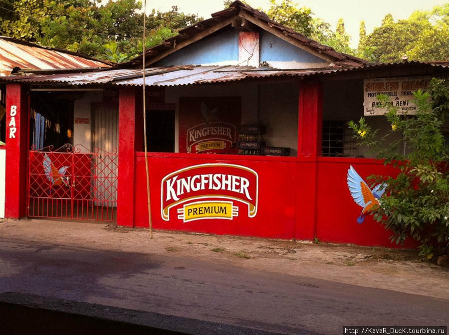 Самое знаменитое пиво в Гоа