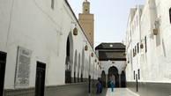 Сюда, в мавзолей Идриса I, немусульманам нельзя.