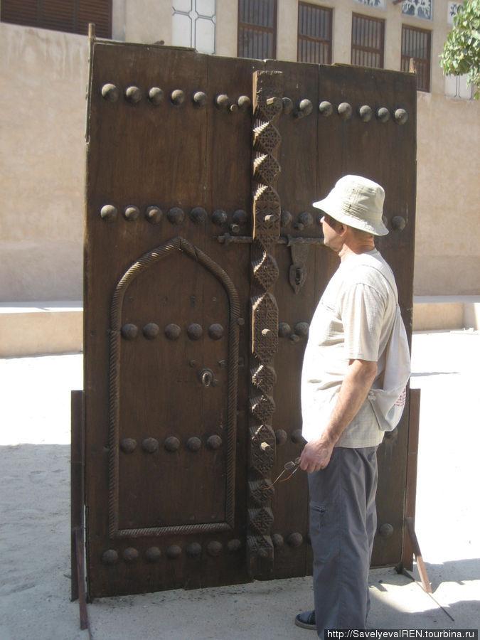 Ворота — надежные...