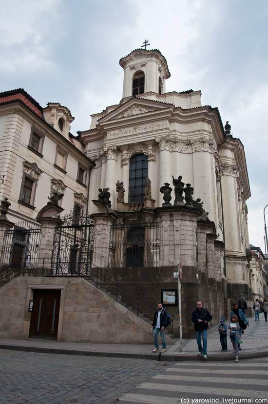 Оригинальное фото англиканская церковь святого луки сделано в czech republic, karlovy vary - автор volodymyr yermilko