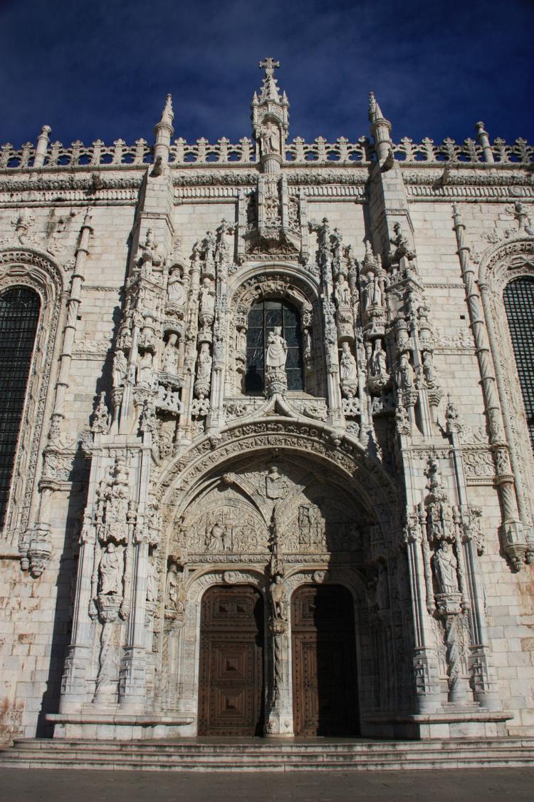 Лиссабон, Белен<br /> Монастыр