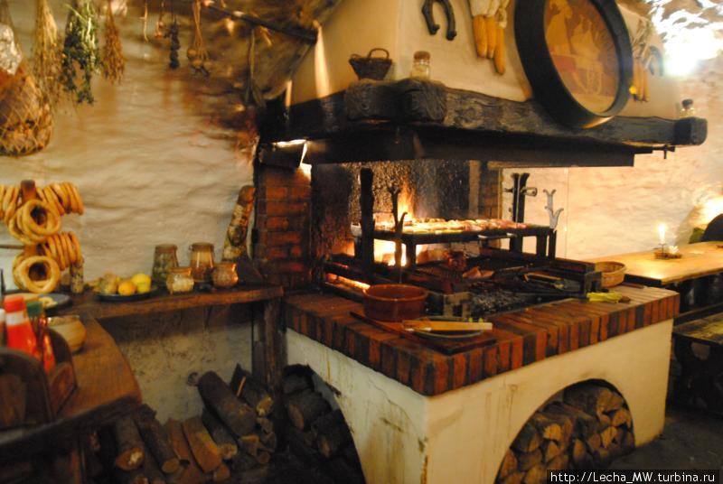 Плита для гриля