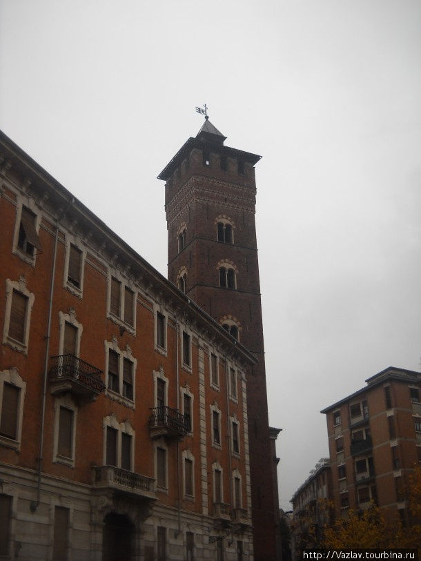 Башня и её соседи