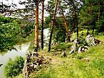 На правом берегу Чусовой