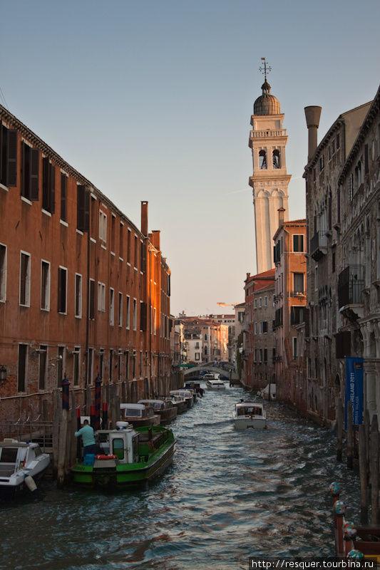 Каналы Венеции, не только