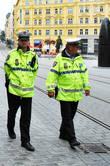 Полицейские (фотографирую их в каждом городе)