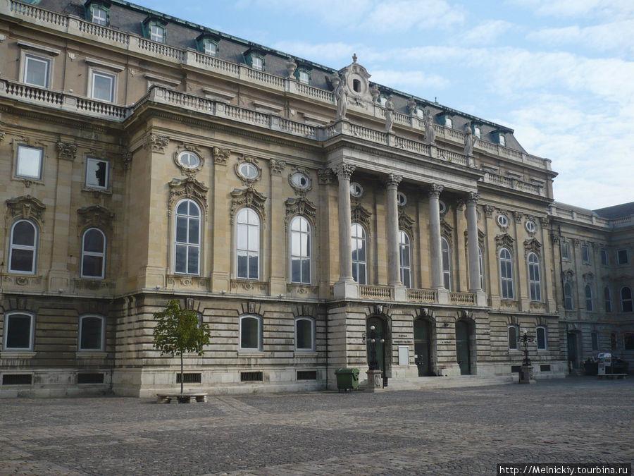 королевский дворец в будапеште и рыбацкий бастион