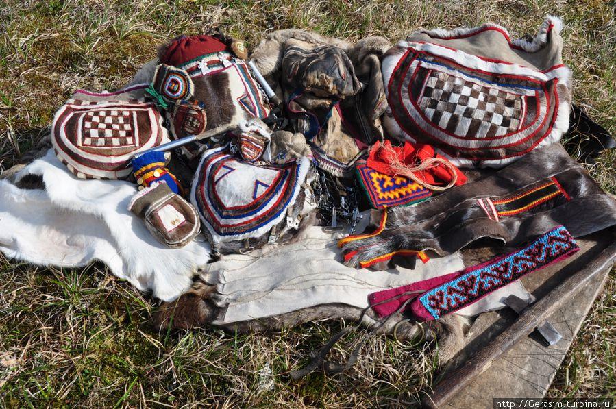 Ханты, как они есть. П/о Ямал. Ямало-Ненецкий автономный округ, Россия