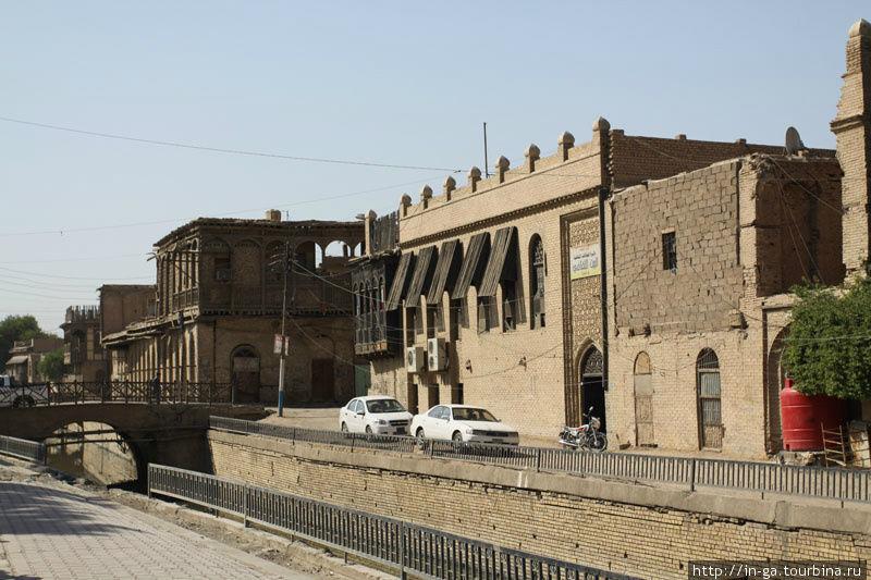 улицы современной Басры