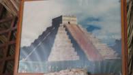 Пирамида Кукулькана в дни раноденствия