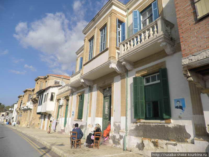 Дома Никосии Никосия (турецкий сектор), Турецкая Республика Северного Кипра