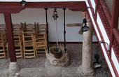 Уникальный открытый театр. Корраль-де-Комедьяс в Альмагро.