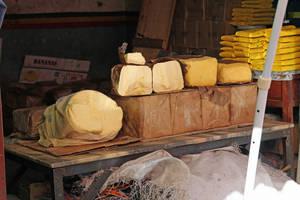 Масло из молока тибетского яка (не пробовали)
