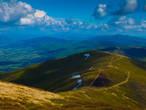 вид с горы Магура-Жиде