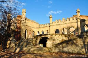 Замок, безусловно, великолепен. И с гордостью может относиться к историческим достопримечательностям Одесского региона. А если бы его еще и отреставрировали, и наполнили бы экспонатами тех времен, то …, хотя о чем это я?!