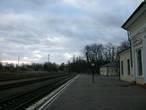 станция Балтийск