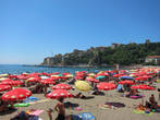 На малой плаже