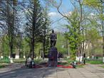 Мемориал погибшим в Великую отечественную войну