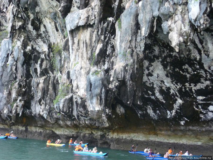 Южный Таиланд. Андаманское море. Остров Панак.