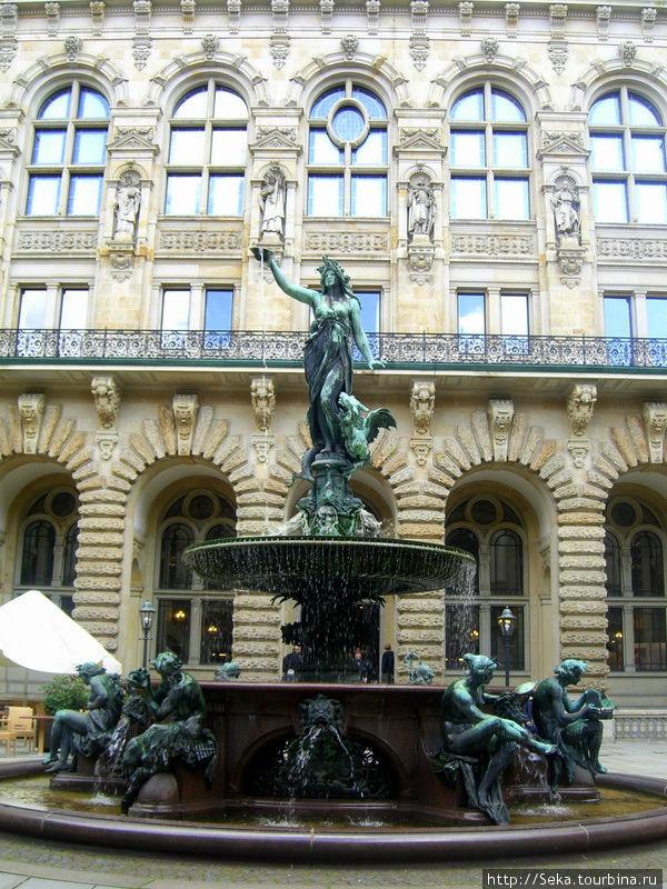 Hygieia-Brunnen (фонтан Гигеи или Гигиеи)