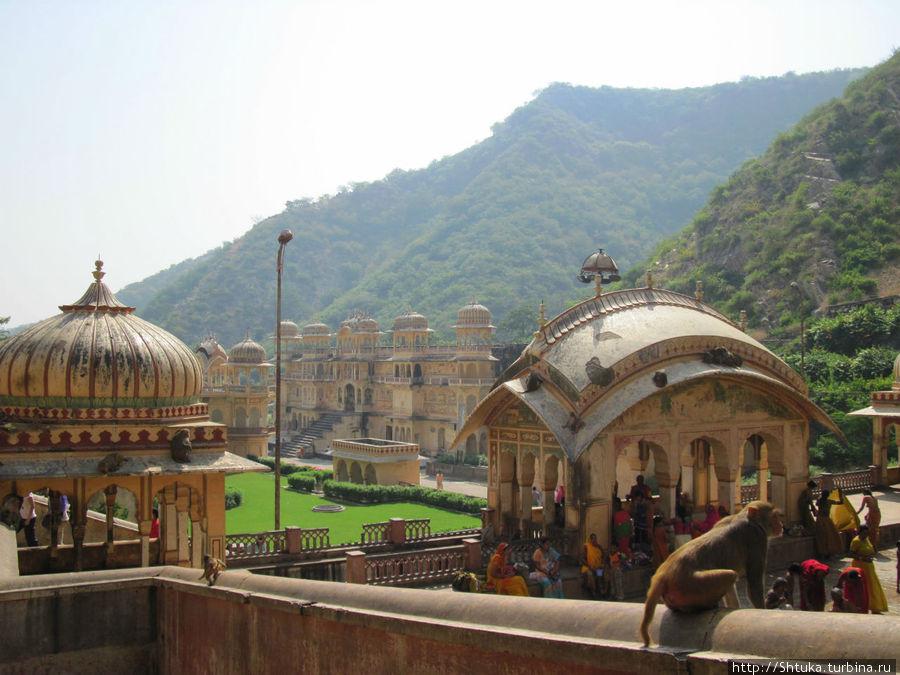 Джайпур, храм Солнца