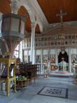 внутренность церкви
