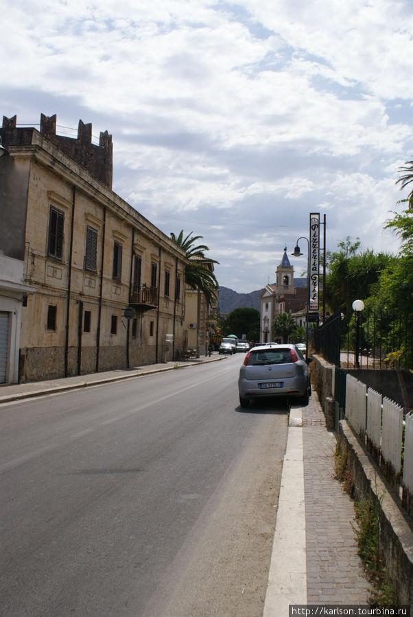 многие маленькие городки выглядят именно так