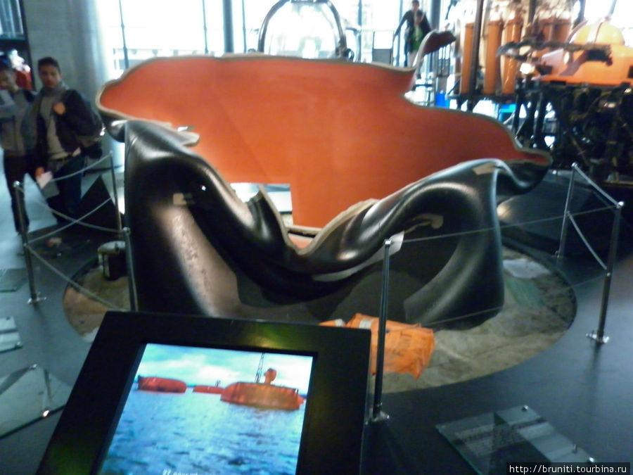 Ставангер. Музей нефти.