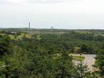 Вдалеке виднеется Провинсетаун, город-курорт