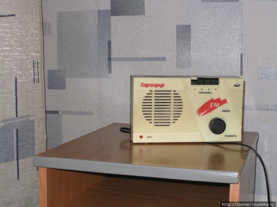 стильный радиоприемник