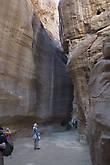 Ущелье поражало своей природной крсотой — слоистые скалы были причудливо выветренны.