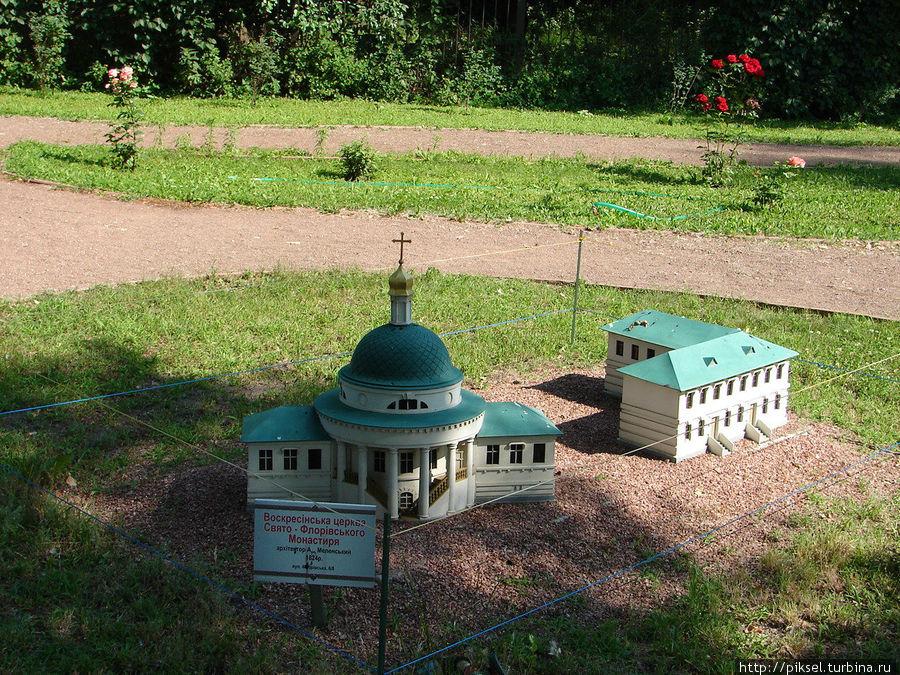 Воскресенская церковь Свято-Флоровского монастыря