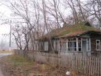 Домик почти в центре Чернобыля