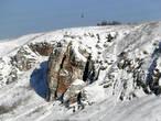 Скалы Новоуткинска