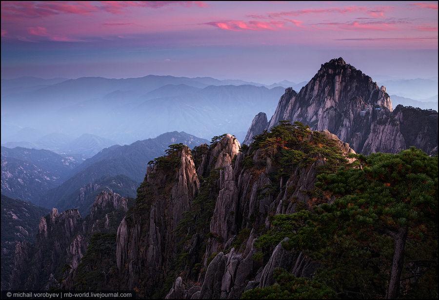 13. Провинция Аньхой, Китай