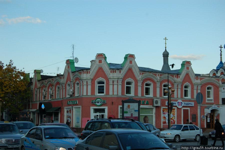 Вид от проспекта Кирова