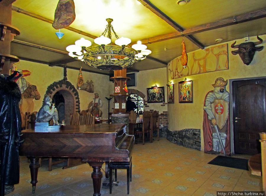 Таверна — банкетный зал