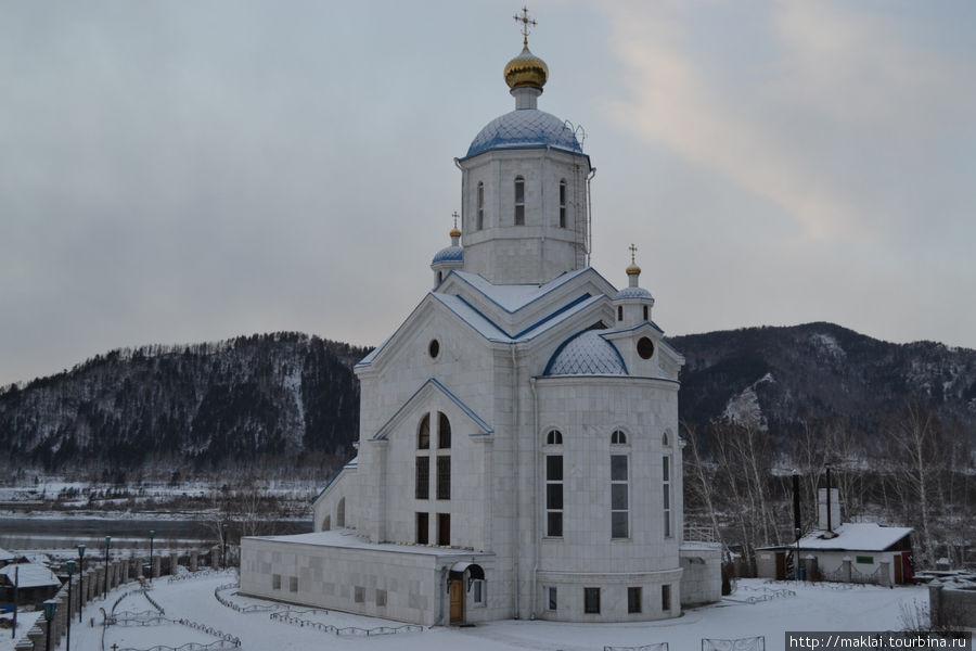 Церковь св.Евдокии.