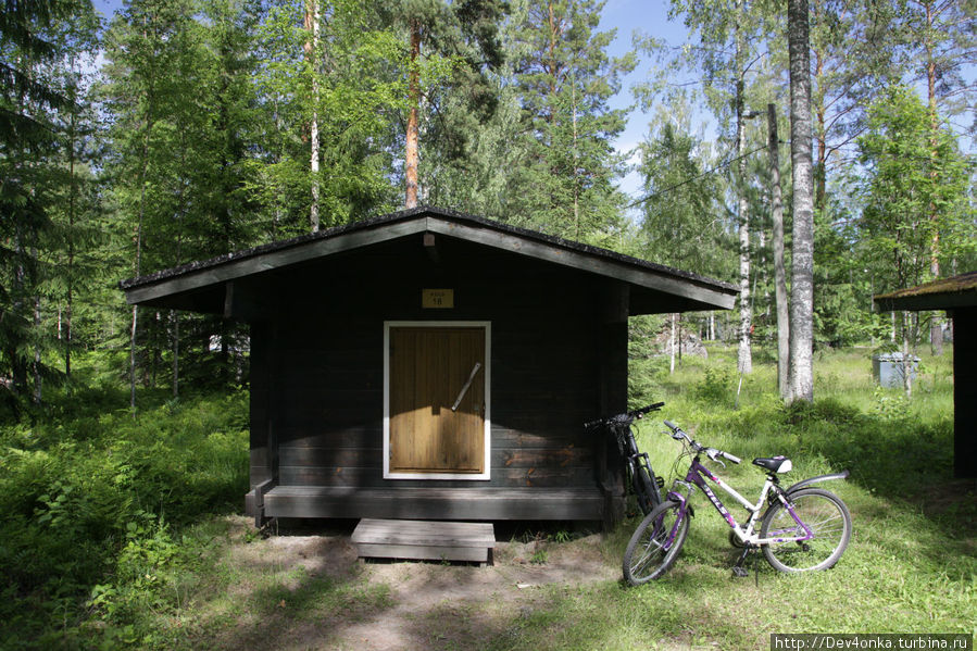 Так выглядит домик на 1 до 3 человек