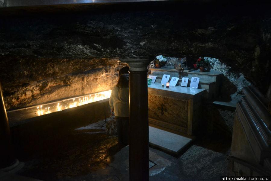 Пещера Ильи-Пророка
