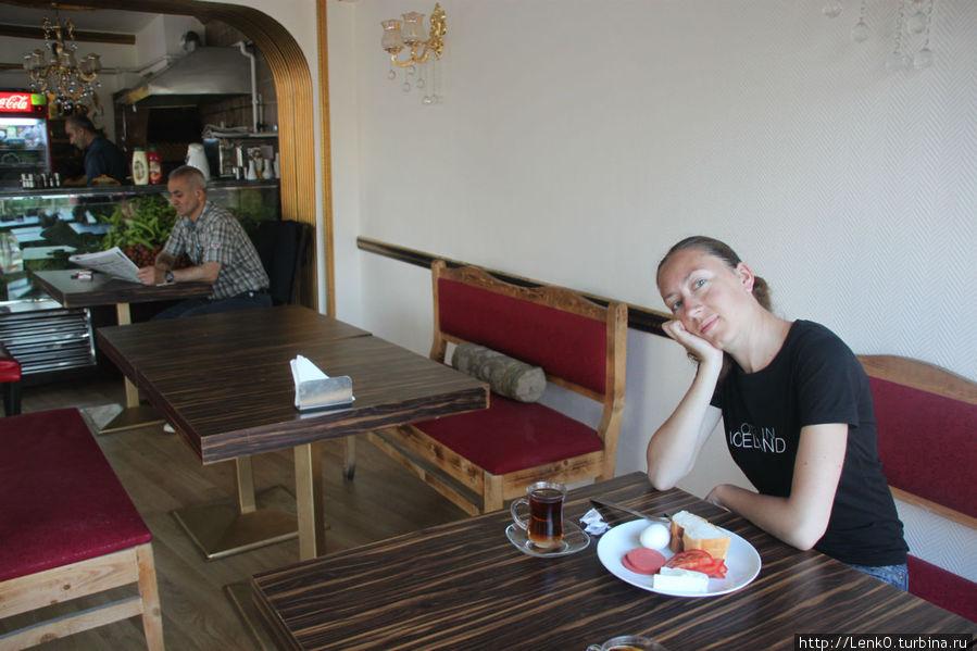 завтрак (1ый этаж)