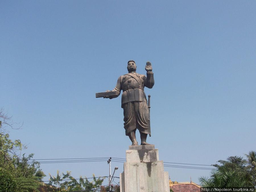 король Сисаванг Вонг