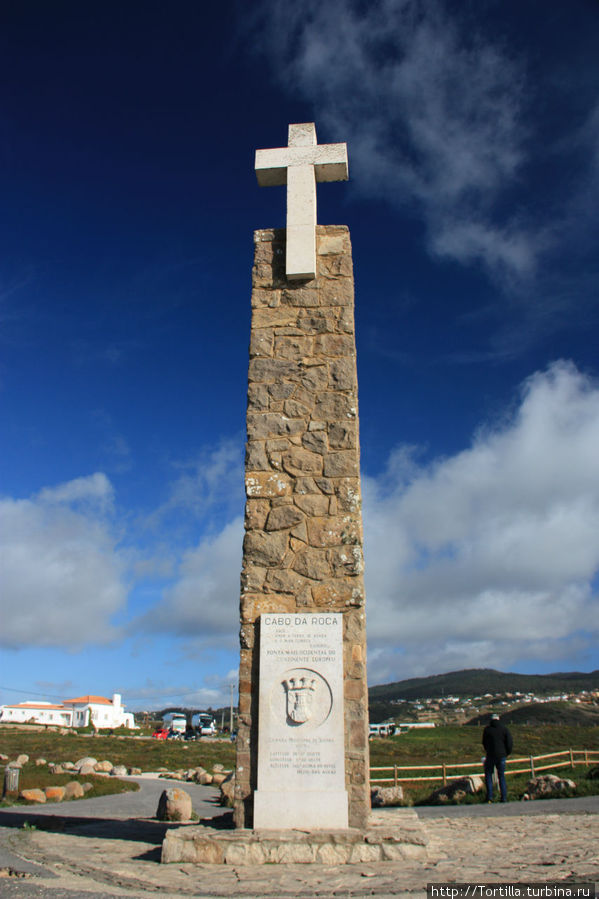 Португалия. Кабо де Рока