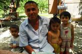 Фермер с детьми