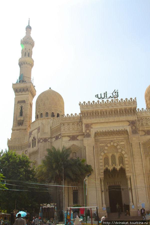 Мечеть Абу-эль-Абасса