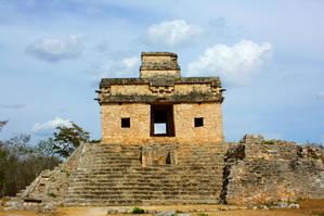 Храм семи кукол.
