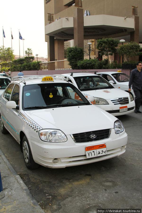 Только белое такси с счетчиком