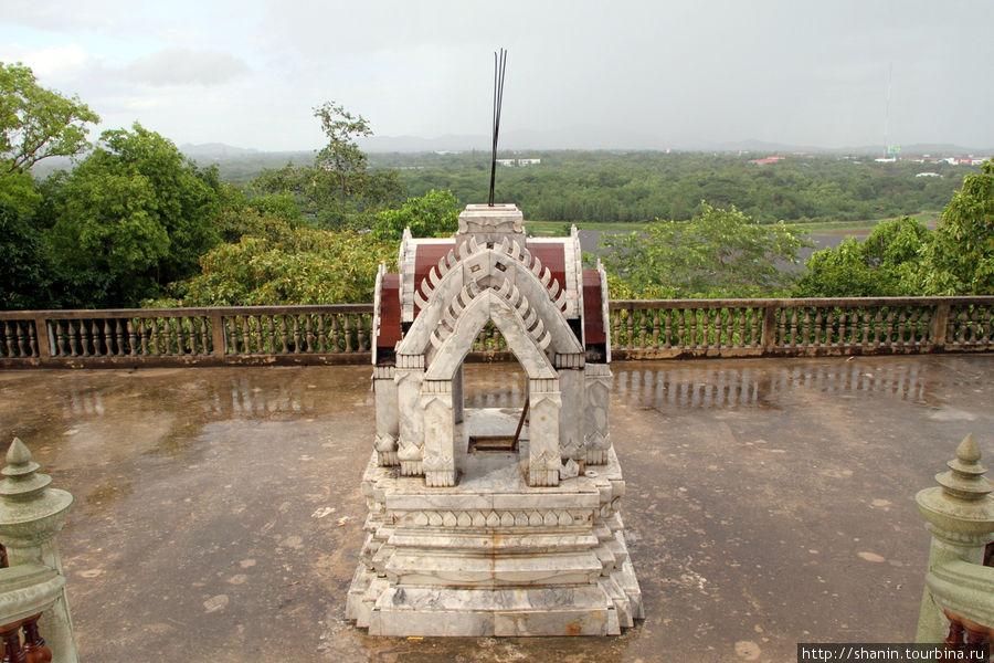 Мир без виз — 357. Курортный городок Ча-ам, Таиланд