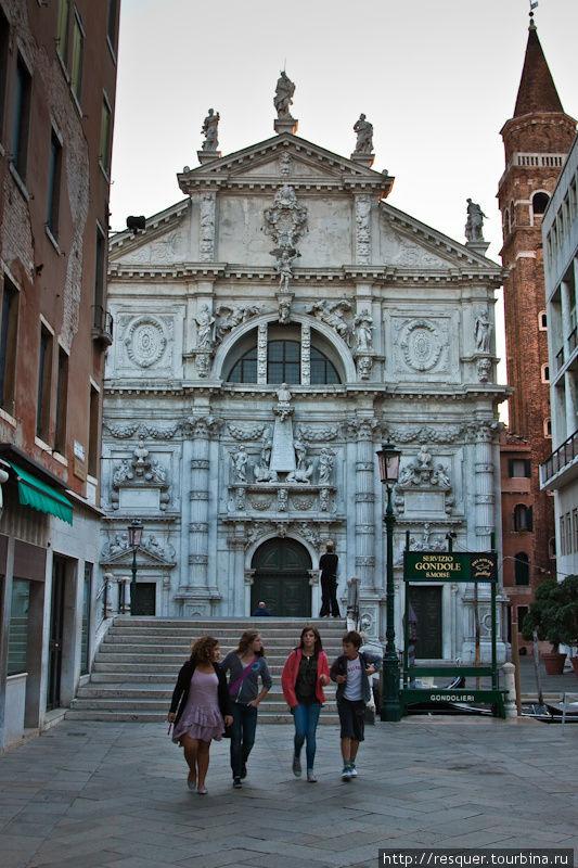 Венеция без туристов,