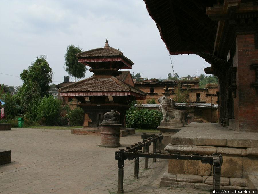 храм Индрешвор